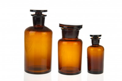 Using Brown Amber bottles for essiac tea