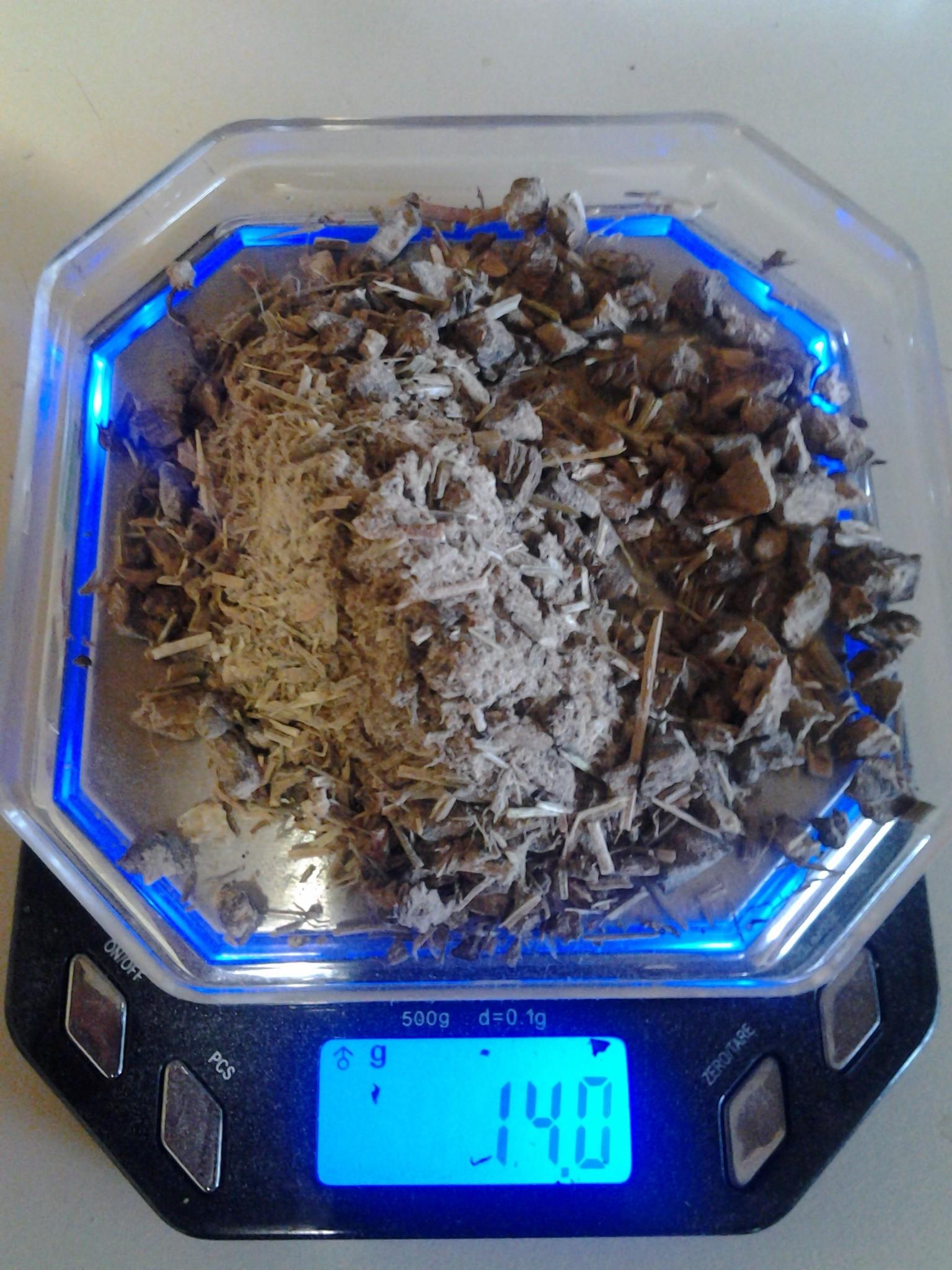 herbs-scale